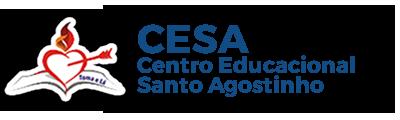 Centro Educacional Santo Agostinho – CESA Logo